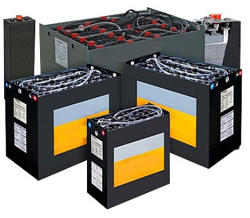 Аккумуляторные батареи